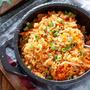 炊き込みビビンバ【#簡単 #焼肉のたれ #炊飯器 #主食 #韓国風】