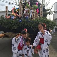 曳山祭り本番!