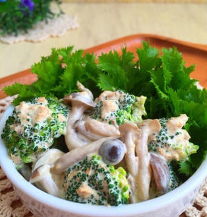 野菜もおいしく食べられる!しめじ入りサラダのおすすめレシピ