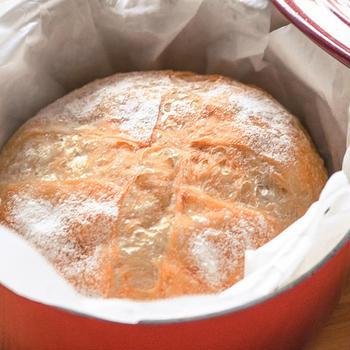 こねないパンが驚きの簡単さ&美味しさ!