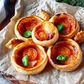 パイシートで簡単フィンガーフード【即席ピザソースでピザパイ】#クリスマス #簡単レシピ