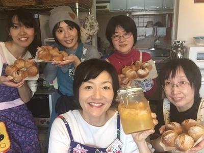 自家製酵母パン作りをもう失敗したくない人のための、6月サラミチーズパン講座(梅酵母)