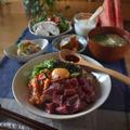 【レシピ】切り干し大根とキャベツのツナごまサラダ#乾物#缶詰#副菜…朝ごはんとおべんとー。