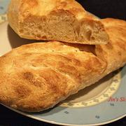 イタリアのパン チャバッタ Ciabatta