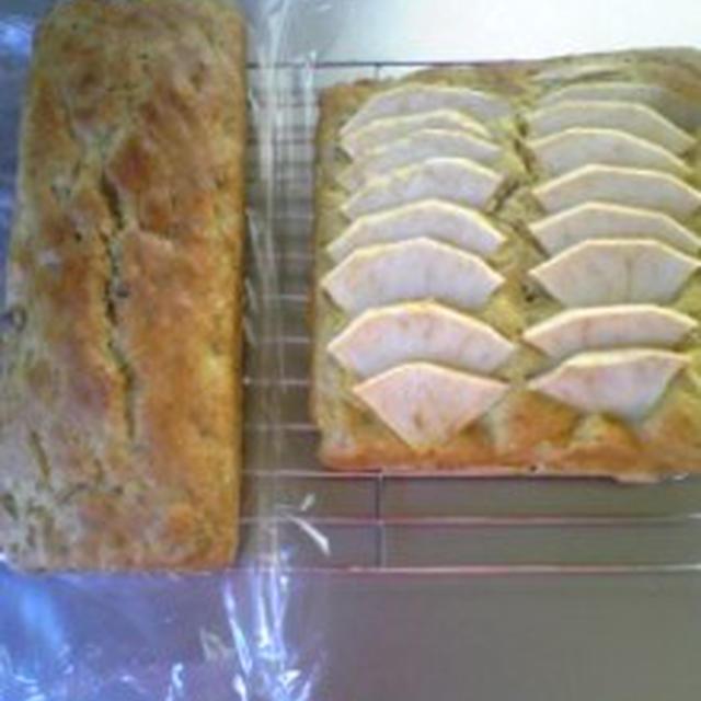 ホットケーキミックスで、簡単パウンドケーキ