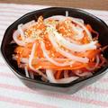紅白なますは日持ち抜群!おすすめの作り置きできるおせち料理 by 銀木さん