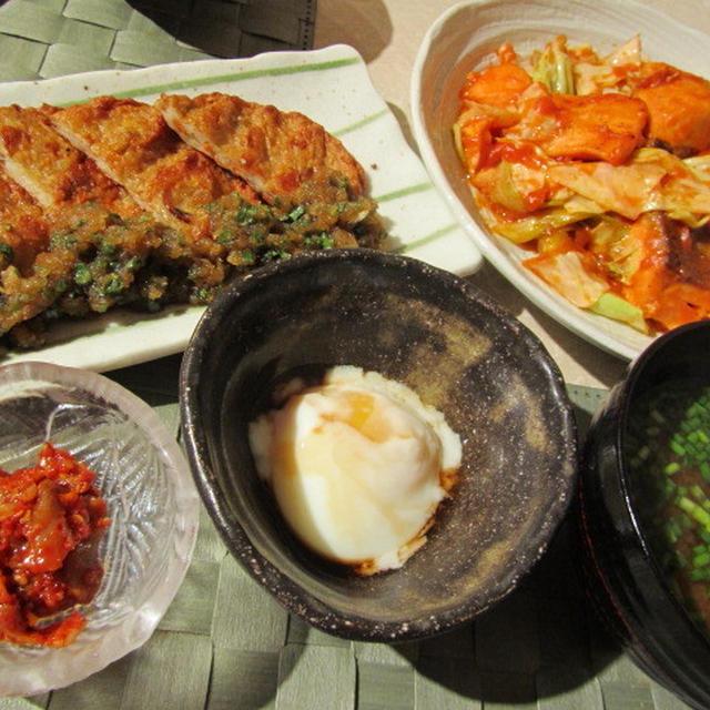 ☆鮭とキャベツのトマトちゃんちゃん焼き☆