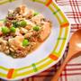 カラダにやさしいマーボーめんたい豆腐