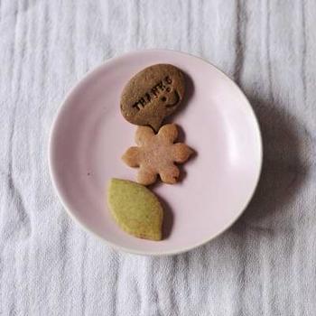 ありがとうクッキーと、モリンガのこと。