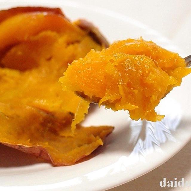 極上スイーツ ホームベーカリーで安納芋の美味しい焼いも