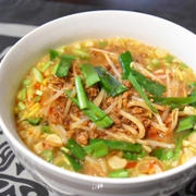 台湾ラーメン。辛いけど美味しい名古屋メシのレシピ。