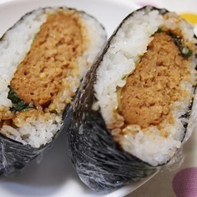 前田屋さんのHPで掲載させていただきました【超~簡単♡コンビニ食材でおにぎらず】