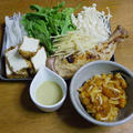 ☆グリルチキンときのこの生姜鍋☆ by Amaneさん