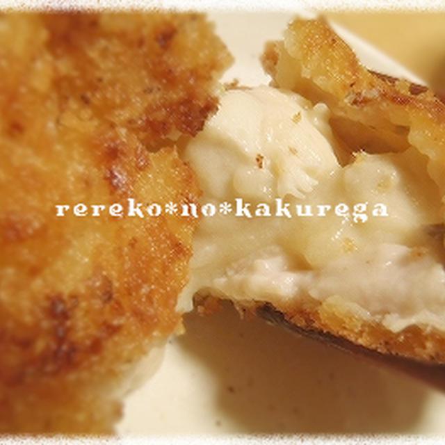 【釣魚料理】フグの白子入りクリームコロッケ