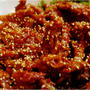 レシピ・超激辛!鶏足(もみじ)のヤンニョムチョリム