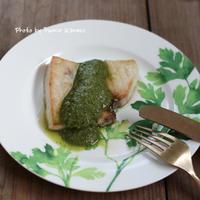 ふみえ食堂のとっておきレシピ Vol. 165 メカジキのパクチーソース