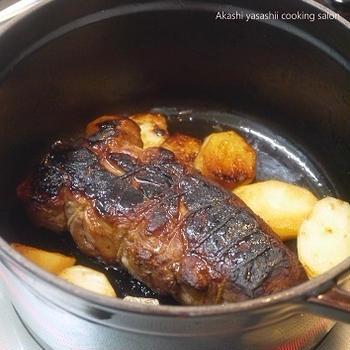 週末からは6・7月料理レッスン〈中華でおもてなし〉始まります