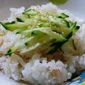 炊飯器で炊き上げ☆カニ缶で簡単カニ寿司♪