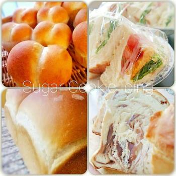今週のパンたち(2015-04)