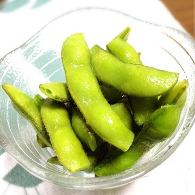 【レシピ】栄養逃さず簡単茹で方♡枝豆&トウモロコシ♡