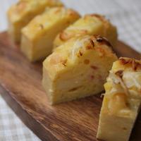 オードブルチーズの米粉ケーク・サレ