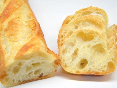 低温長時間発酵で作るフランスパン