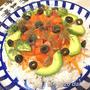 【レシピ】サーモンとアボカドの洋風ちらし寿司(志麻さん)