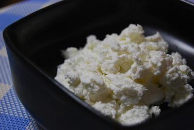 365日糖質オフレシピNo.274「カッテージチーズ」
