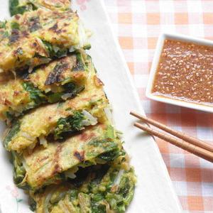 韓国風おうちおつまみ!カリもち食感の「チヂミ」レシピ7選