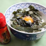 赤マー油で卵かけご飯