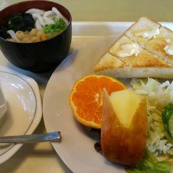 香川県でモーニングを頼むと…【レシピブログさん、ありがとうございます】