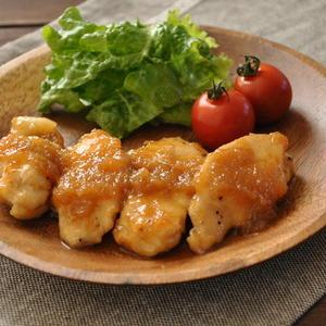 めんつゆで簡単に味が決まる!ごはんにぴったりの鶏むね肉おかず