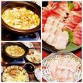 鱧とお魚のすき鍋♪ Fish Shabu Shabu Hot Pot