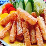 新定番!大根の唐揚げ(動画レシピ)/Fried Daikon radish.