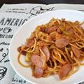 中華麺で作るナポリタン「ハウス食品×レシピブログ」コラボ企画のスパイスを使ってみた #つぶ入りマスタード #セロリ塩 #時短 #簡単