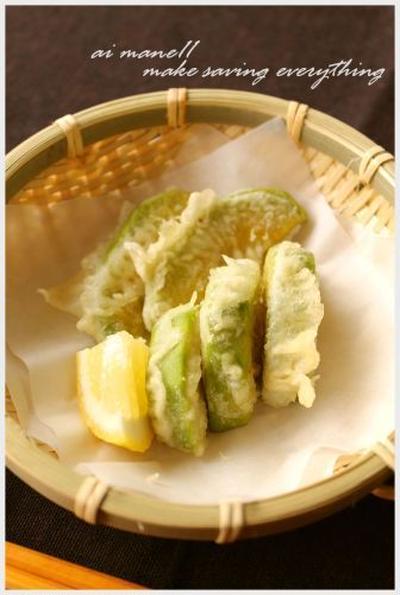 え!こんなものも!?天ぷらにするとおいしい意外な食材7選