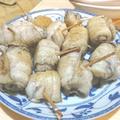 簡単アレンジ!お弁当のおかずやお酒の肴にも!太刀魚のひと口ロール巻きのレシピ