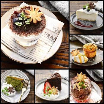 今週作ったケーキたち#cafeMuku #レシピ更新について