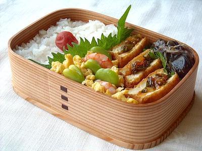 5/25(水)厚揚げのねぎ味噌焼き弁当