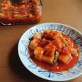 本場のカクテキの作り方を分かりやすく。韓国の人気レシピ+動画