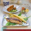 おかずの素さごち(さわらの幼魚)の味噌マヨネーズ漬け by おいしっぽさん