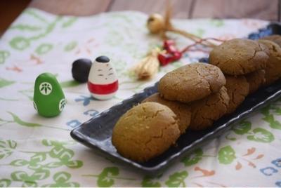 すぐできちゃう♡バターなし♡抹茶クッキーとまさかの!まさかです!
