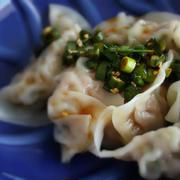 【夏野菜レシピ】あまったきゅうりを「水餃子」に入れたら絶品でした♪
