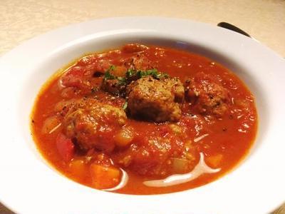 >ミートボールのトマトシチューレシピ by イクコさん