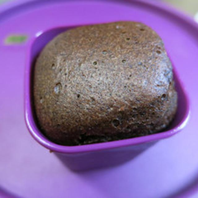 プチチョコカップケーキ