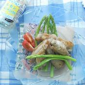 鶏スペアリブ☆レモンペパーミックス風味