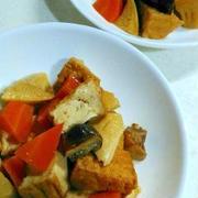 めんつゆで簡単☆おいしい煮物