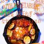 2018/12/04 (料理動画)残り具材(赤玉ねぎ・なす・セロリ)で5種スパイスのビーフカレー