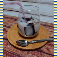 コーヒーゼリーミルク!