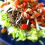 〜メキシカン*牛肉のマリネ風サラダ〜*レシピ(ダイエット中)